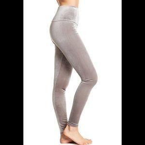 NWOTs RDI Velvet Skinny High Waisted Pants
